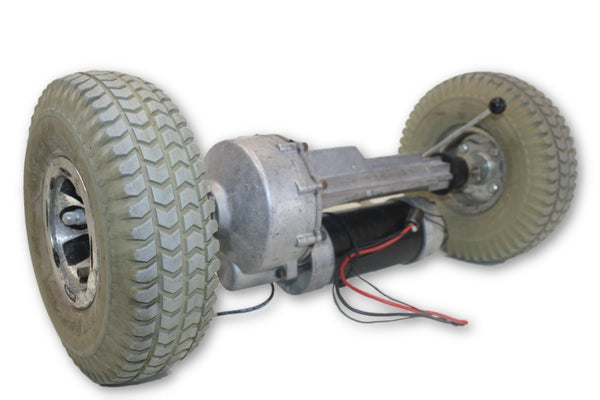 Leisure-Lift PaceSaver Premier Scooter Motor Gearbox Brake & Wheels | 16421