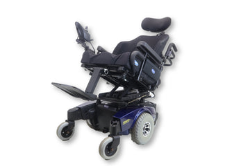 "Invacare Pronto M51 Electric Tilt Power Chair 19""x18"" Seat 