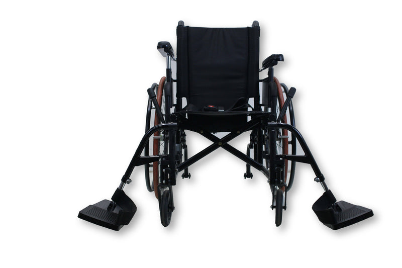 Quickie 2 Manual Wheelchair By Sunrise Medical With Swing Away Leg Rest - Power Chairs Test