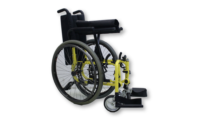 Invacare ProSPIN X4 Manual Wheelchair With 70 Degree Fixed Front Frame - Power Chairs Test