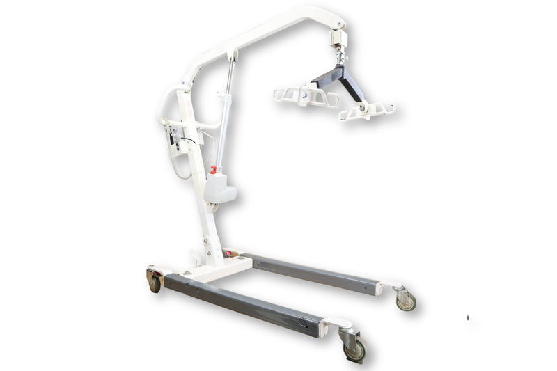 Medline Electric Hoyer Lift MDS600EL With Scale | Bariatric | 600lbs. Weight Max - Power Chairs Test