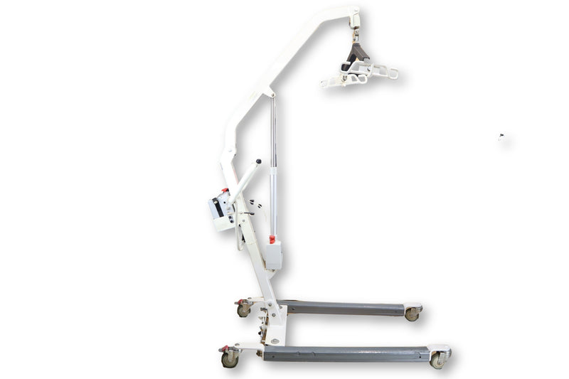 Electric Hoyer Lift | Medline MDS600EL | Bariatric | 600 lbs. Weight Capacity - Power Chairs Test
