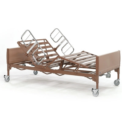 New Invacare Heavy Duty Full Electric Bariatric Homecare Hospital Bed BAR600IVC | 80 x 42 Inches