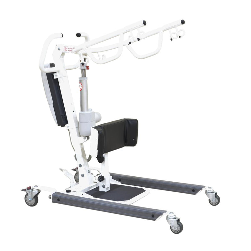 The New Medline MDS600SA Stand Assist Patient Lift | Bariatric Heavy Duty Sit-to-Stand | 600lbs. Weight Capacity