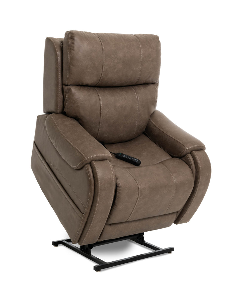 Pride VivaLift Atlas PLR-985M Lift Chair Recliner Mushroom