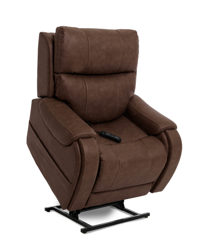 Pride VivaLift Atlas PLR-985M Lift Chair Recliner Walnut