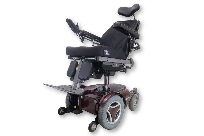 "Permobil C300 Power Chair | Seat Elevate, Tilt, Recline & Legs | 20"" x 21"" Seat - Power Chairs Test"