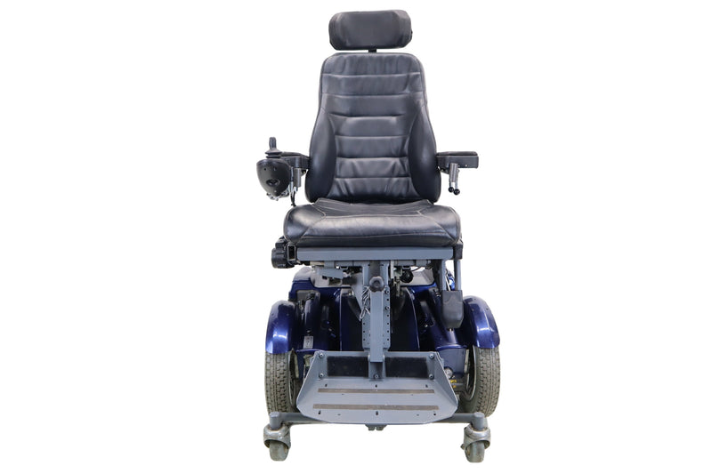 Permobil C400 Vertical Stander Electric Wheelchair | Vertical Standing | Tilt | Recline & Legs - Power Chairs Test