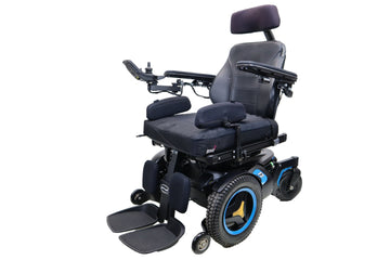 Permobil F3 Corpus Electric Wheelchair | Tilt | Recline | Power Legs | Seat Elevate