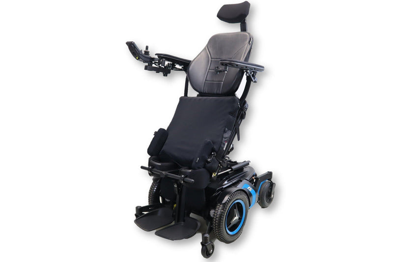 "Permobil F5 VS Stander Corpus Electric Standing Power Wheelchair | Tilt | Recline | Leg Elevate | 18"" x 18"" Seat - Power Chairs Test"