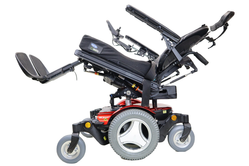 Permobil M300 Corpus HD Power Chair | Tilt | Recline | Power Legs | 450 Lbs. Weight Capacity - Power Chairs Test