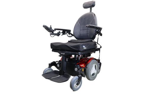 Permobil M300 Corpus HD Power Chair | Tilt | Recline | Power Legs | 450 Lbs. Weight Capacity