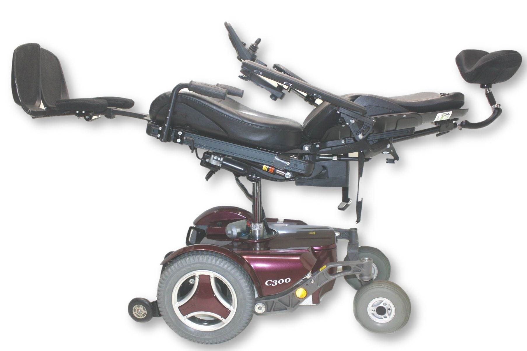 Permobil C300 Power Chair | Elevate, Tilt, Recline & Legs | 20