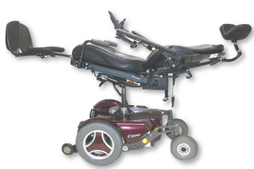 "Permobil C300 Power Chair | Elevate, Tilt, Recline & Legs | 20""x20"" Seat"