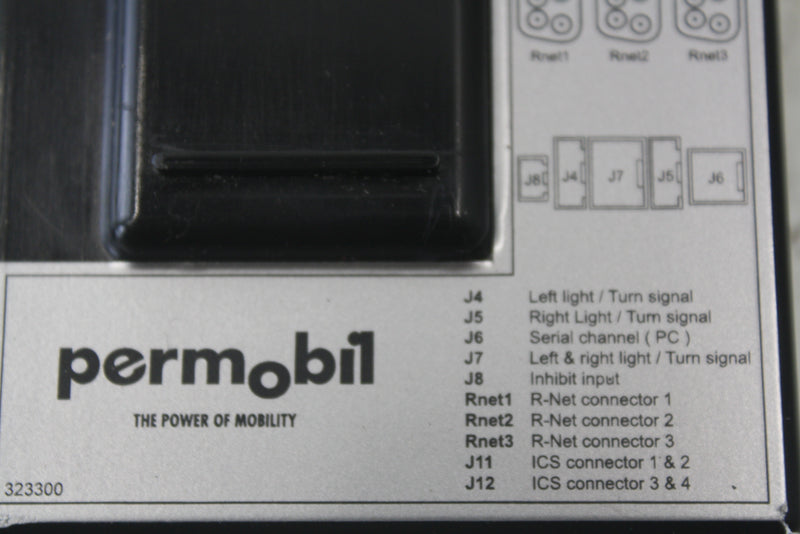 Permobil Seat Controller R-NET Module For Permobil Wheelchairs | 323300 - Power Chairs Test