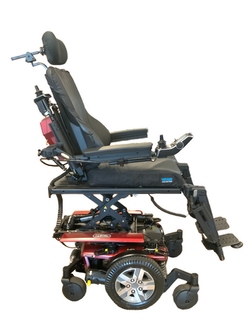 "Quantum Q6 Edge 2.0 iLevel Power Chair | 19""x20"" Seat 