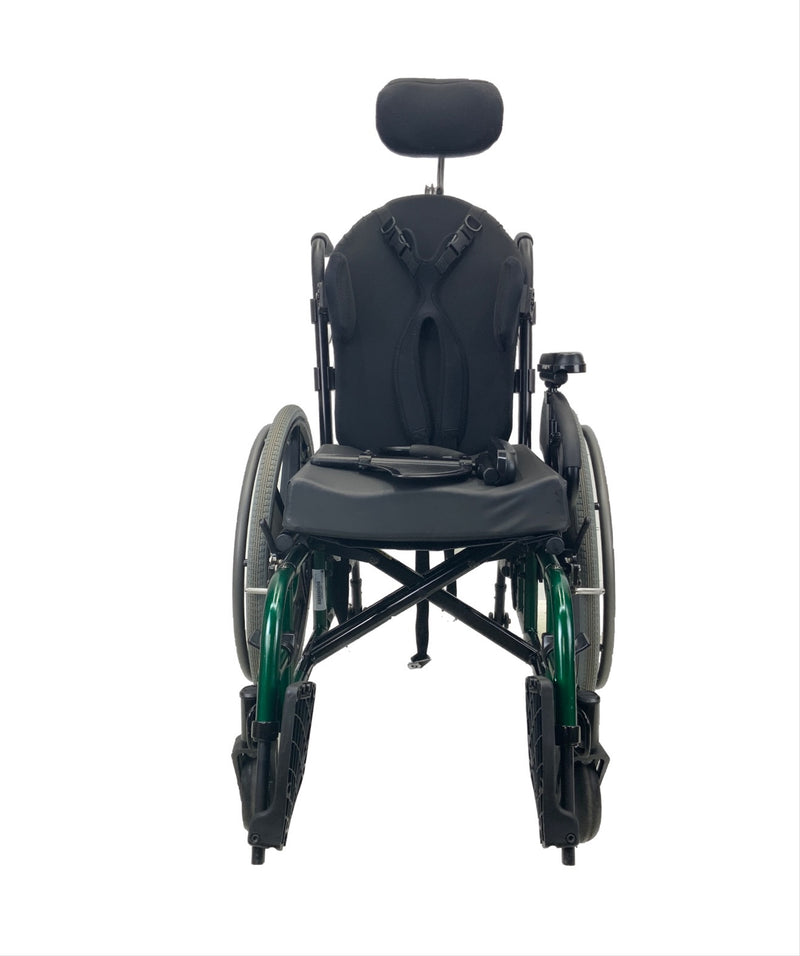 Arm Removed Sunrise Medical Quickie 2 Manual Wheelchair | 16 x 16
