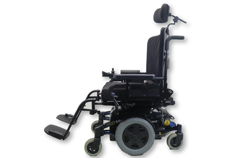 Invacare TDX SP Power Chair With Heavy Duty Shocks & 400lb. Weight Capacity - Power Chairs Test