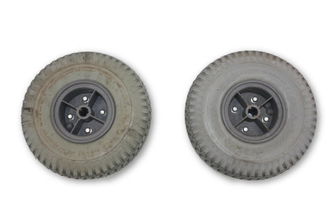 Rascal 600 Power-Trax Pneumatic Wheels 3.00-4 (10