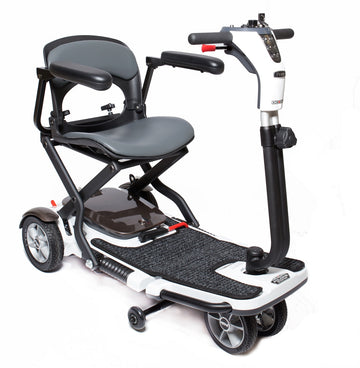 Pride Mobility Go-Go Folding Mobility Scooter