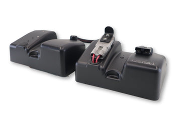 Battery Box Terminal Cover With Cable Connectors for Invacare Pronto M50, Pronto M51 & Pronto M71 Electric Wheelchair