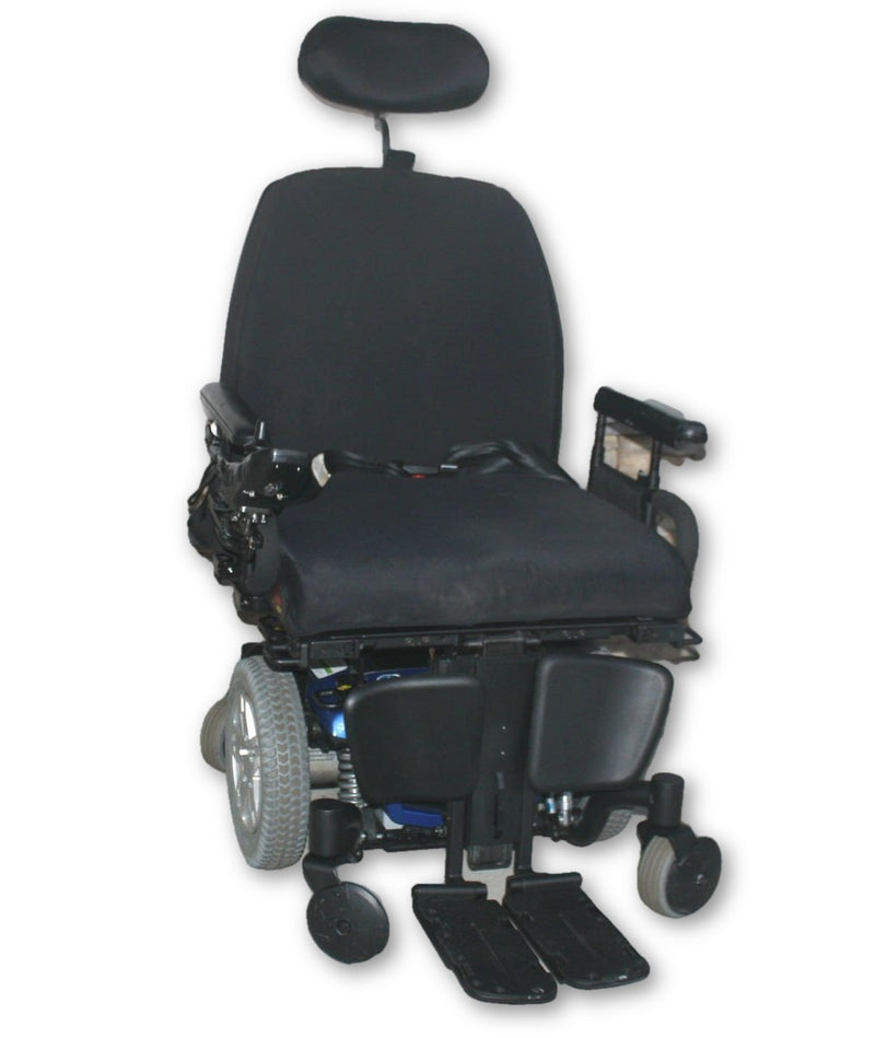 Quantum Q6 Edge Power Chair By Pride Mobility | Power Tilt & Power Legs - Power Chairs Test