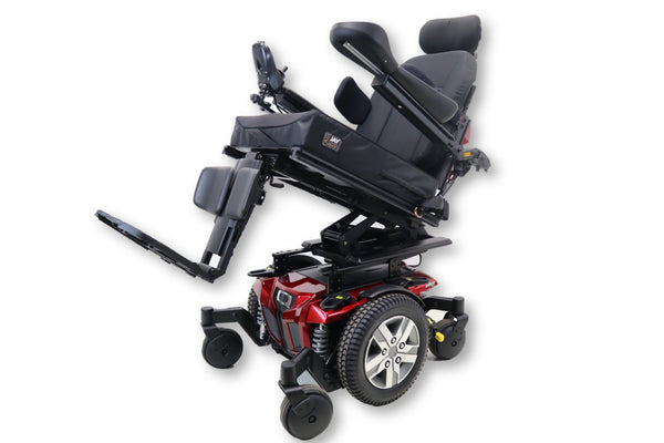 Quantum Q6 Edge Power Chair With Tilt, Recline, & Power Legs By Pride