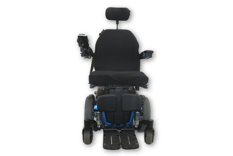 "Quantum Q6 Edge Power Chair | Tilt & Recline Functions | 18"" x 19"" Seat 