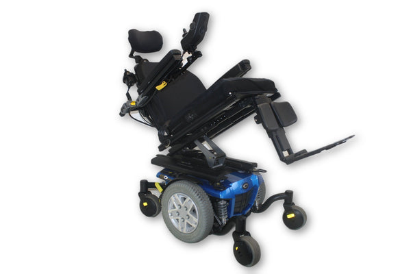 Quantum Q6 Edge Electric Wheelchair By Pride Mobility | Tilt & Recline Functions