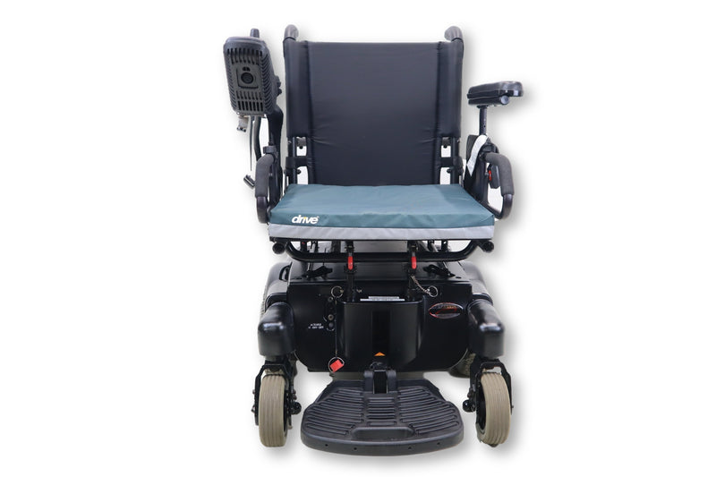 "Quickie Freestyle Electric Wheelchair | 18"" x 16"" Seat 
