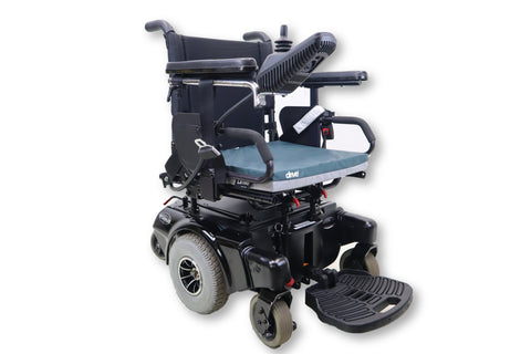 Quickie Freestyle Electric Wheelchair | 18