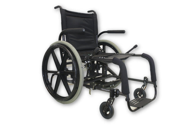 Quickie GP Aluminum Lightweight Rigid Manual Wheelchair | EIGP70 | GP Series