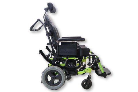 Quickie Iris Tilt-In-Space Manual Wheelchair | 17