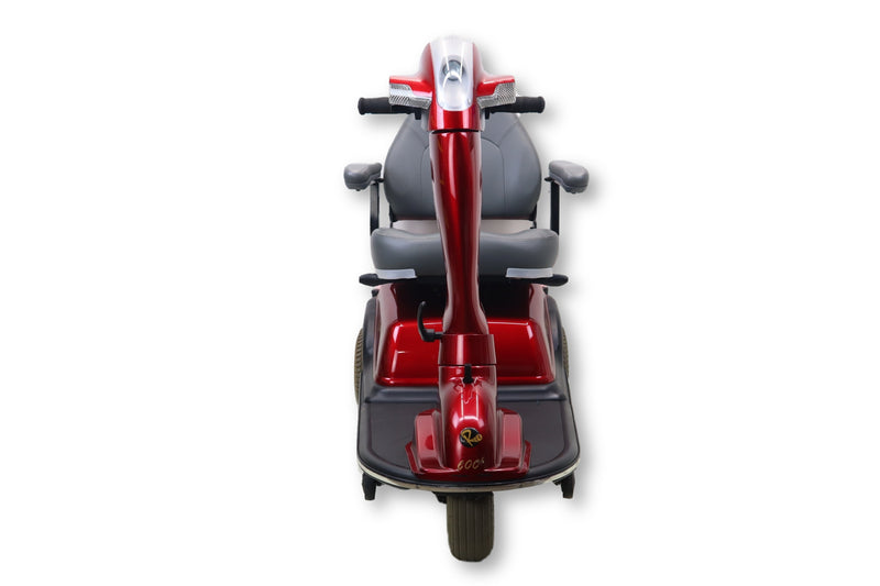 "Rascal 600 Electric 3-Wheel Scooter | Seat Elevating Capabilities | 450 lbs. Weight Capacity | 19"" x 16"" Seat 
