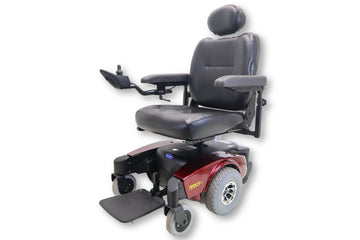 "Invacare Pronto M51 SureStep Power Chair | 19"" x 19"" Seat"