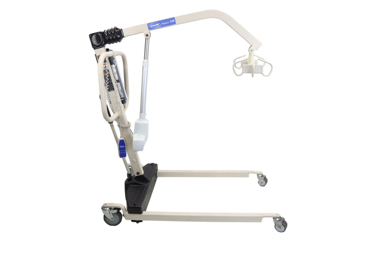 New Invacare Reliant 450 Electric Patient Lift | 450 lbs. Weight Capacity | Battery Powered Patient Lift | RPL450-1, RPL450-2 - Power Chairs Test