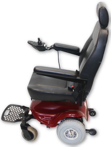 "Shoprider Streamer Sport Power Chair | 19""x19"" Seat 