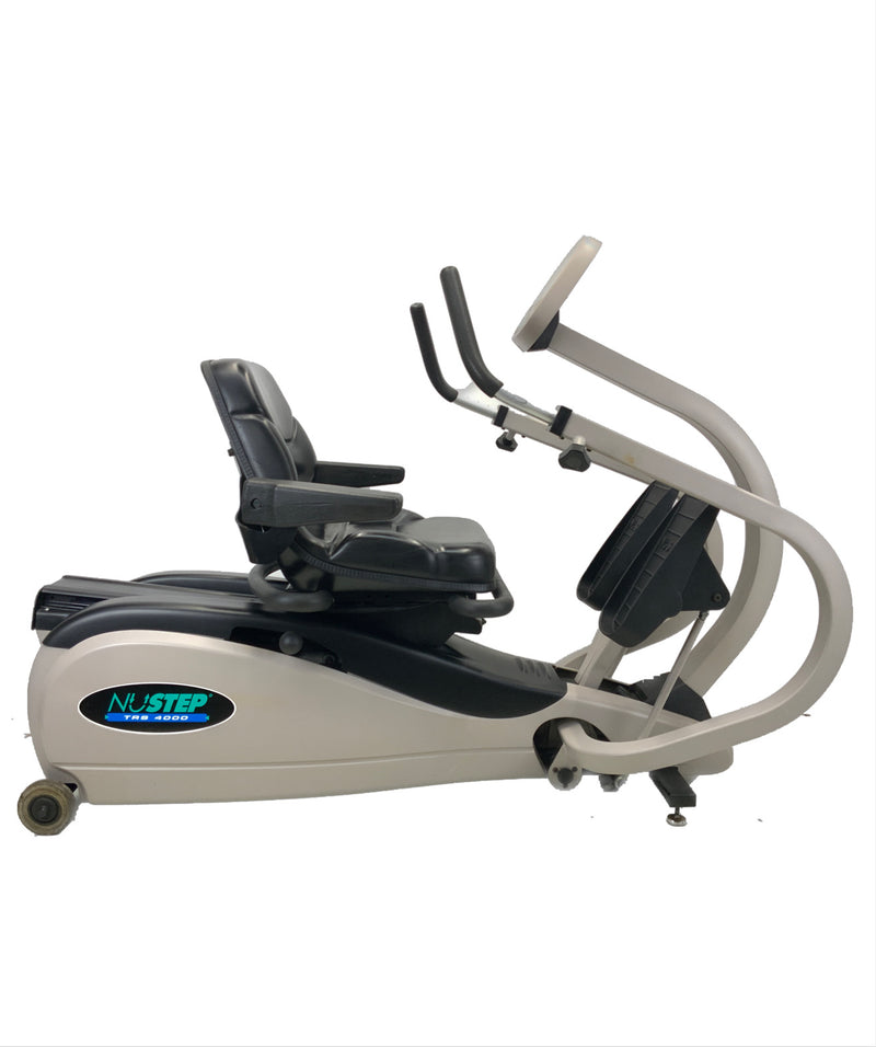 Side of Physical Therapy NuStep TRS 4000 Recumbent Rehabilitation Cross-Trainer