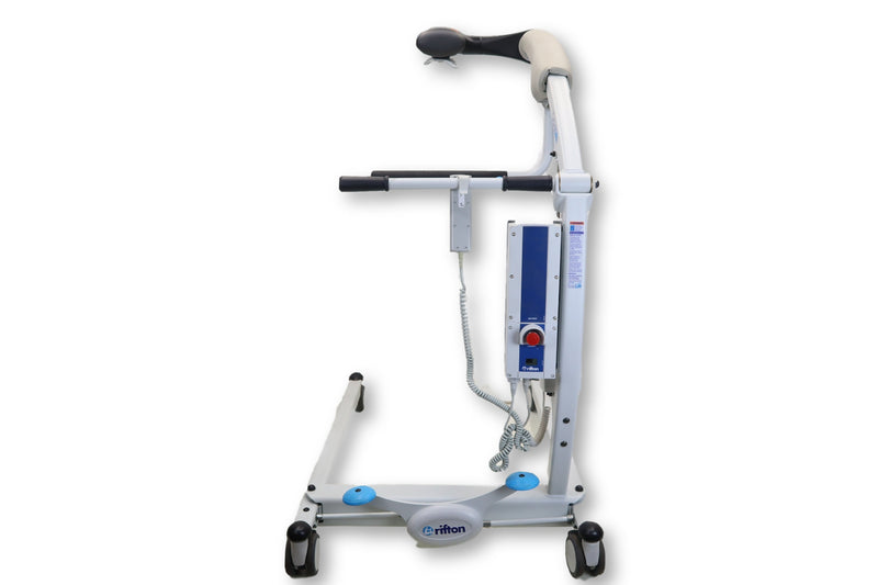 Rifton SoloLift Transfer Patient Lift | Sit To Stand | 350 lbs. Capacity - Power Chairs Test