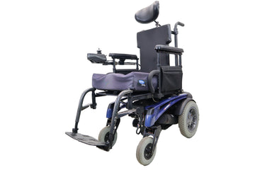 Quickie P-220 Electric Wheelchair | Tilt | Sunrise Medical | 6.5 MPH Max