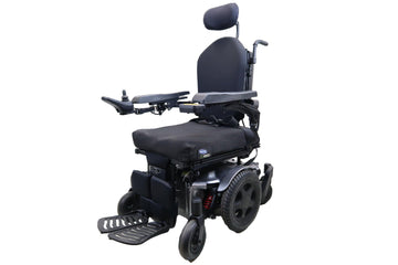 Quickie Pulse 6 Electric Wheelchair | Tilt | Recline | Power Legs | Sunrise Medical | 2017
