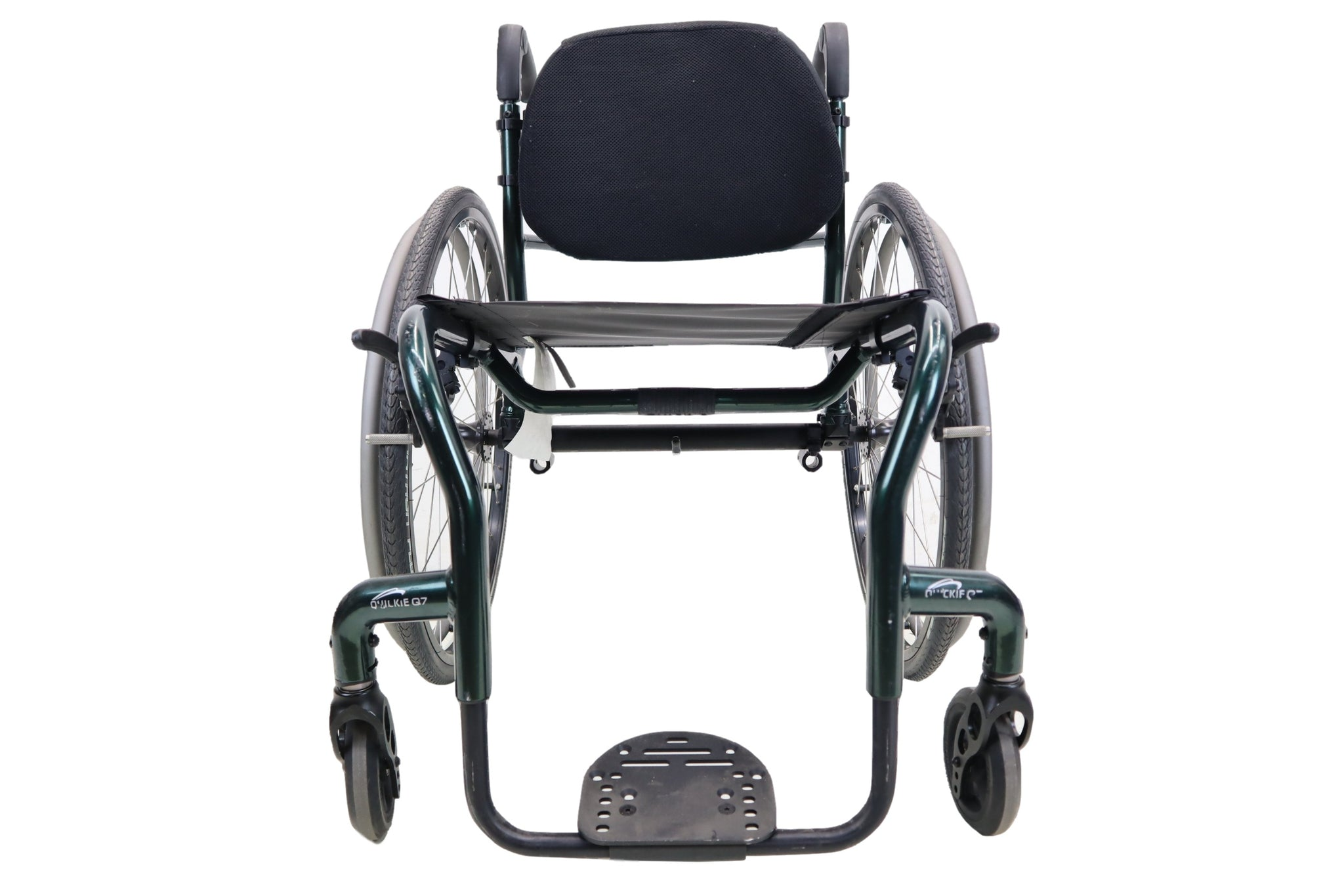 Sunrise Medical Quickie Q7 Lightweight Manual Wheelchair | Rigid Frame