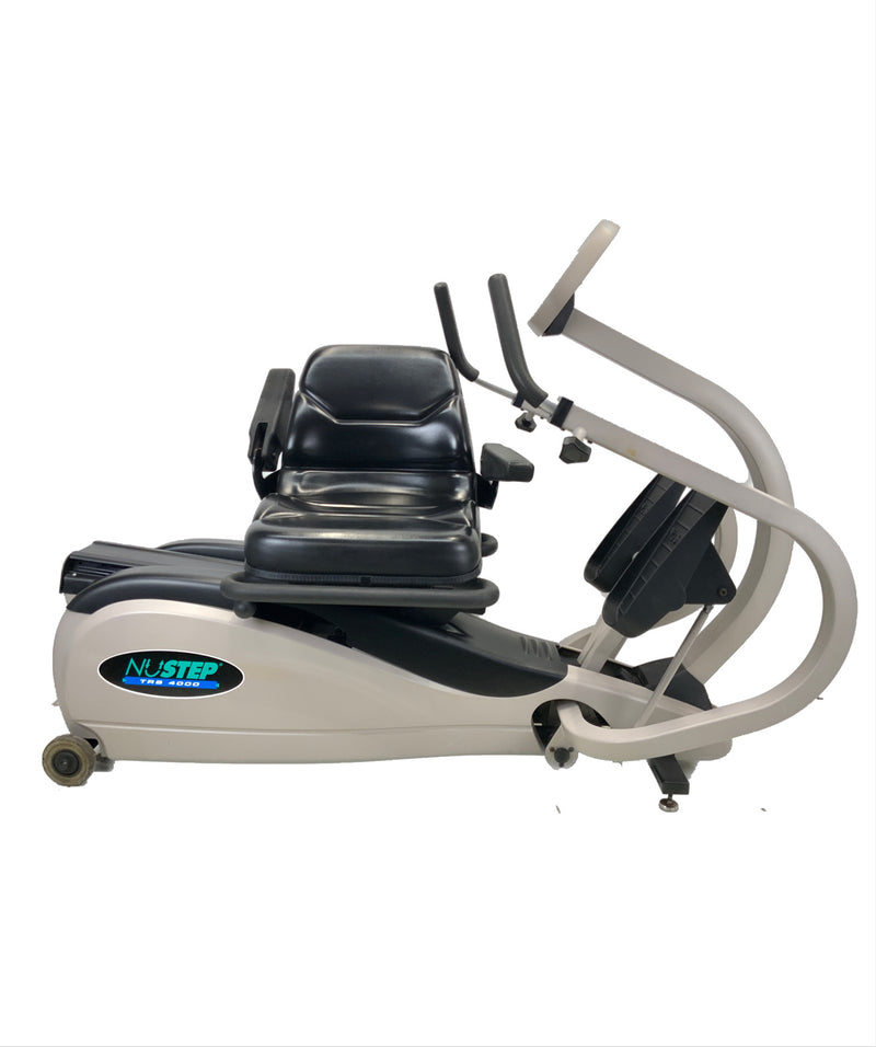 Swivel Seat of Physical Therapy NuStep TRS 4000 Recumbent Rehabilitation Cross-Trainer