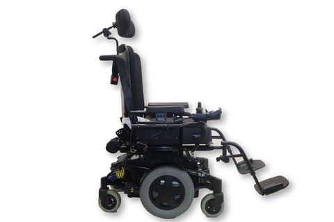 Invacare TDX SP Power Chair With Heavy Duty Shocks & 400lb. Weight Capacity