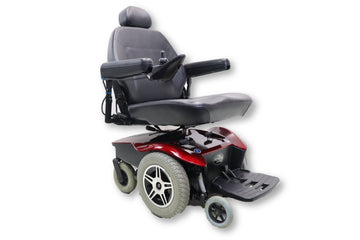 Bariatric Electric Wheelchair |  TSS-450 | Jazzy Elite HD | 450 lbs. Weight Capacity Power Wheelchair