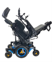 Tilted with Legs Like New 2020 Permobil M3 Power Chair | 19 x 20 Seat | Tilt, Recline, Power Legs | Only 25 Miles!