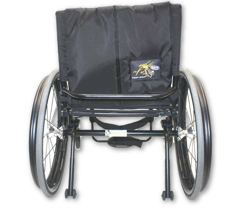 "Invacare Top End Crossfire All Terrain Wheelchair | 20""x18"" 