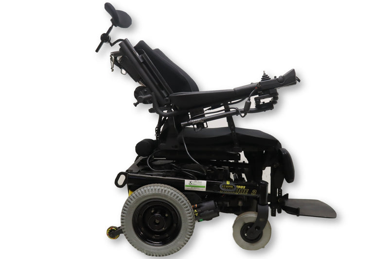 Invacare Storm Series Torque 3 Power Chair | Tilt, Recline, Legs, Lateral Tilt - Power Chairs Test
