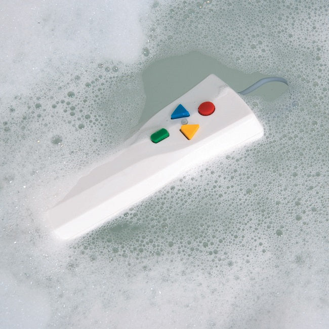 Controller in water on Drive Medical Bellavita Bath Lift