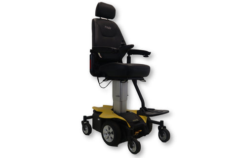 Jazzy Air Power Chair With Power Elevating Captain's Seat by Pride Mobility